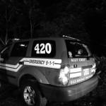 Asst. Chief 420 at night